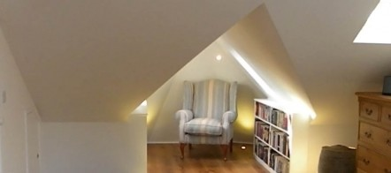 Loft Conversion, North London