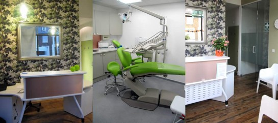 Design and interior of Dental Practice