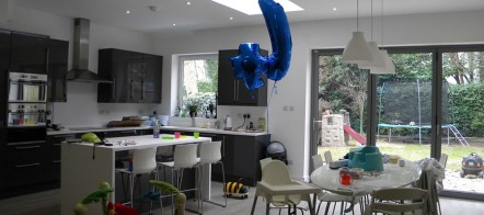 House Refurbishment, North London